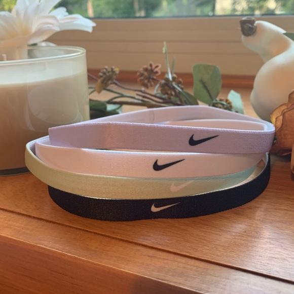Nike Accessories - Nike Headbands set of 4